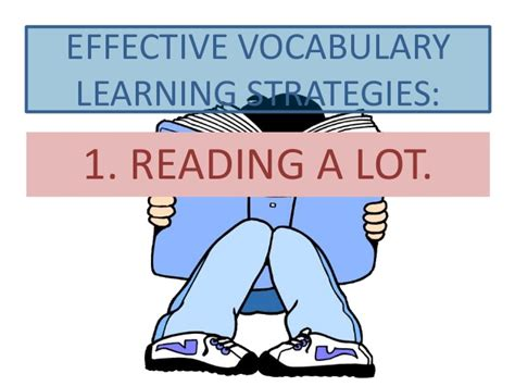 Strategies To Learn Vocabulary