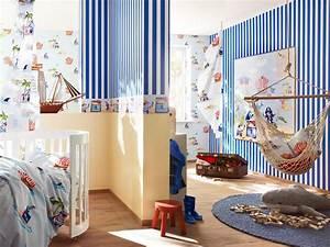 Home decor trends 2017: Nautical kids room