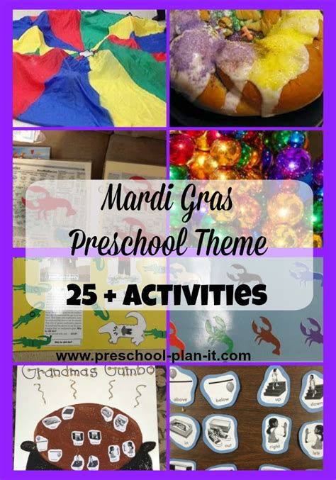 preschool new year theme 467 | mardi gras preschool theme