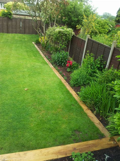 Garden Ideas by Garden Design Ideas Railway Sleepers Hawk