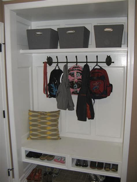 1000 images about coat closet to lockers on