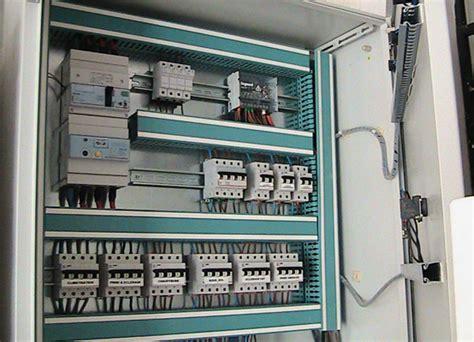 Cablage Armoire Electrique  Idée Chauffage