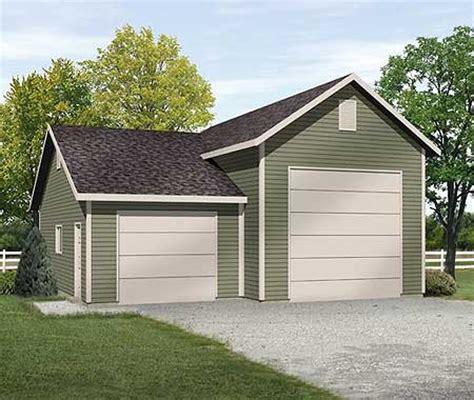 Rv Garage Plan  2238sl  Narrow Lot, Cad Available, Pdf