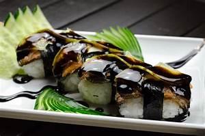 Person Eating Sushi  U00b7 Free Stock Photo