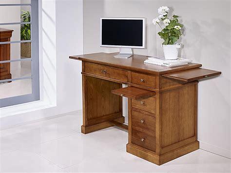 bureau merisier massif petit bureau en merisier de style louis philippe