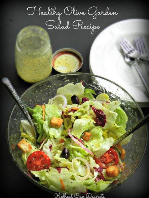 garden salad recipe olive garden salad can decorate
