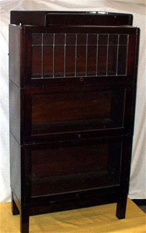 Lundstrom Bookcase by Antique Mahogany Barrister S Bookcase Lundstrom Sectional Le