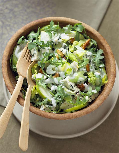 cuisiner la salade verte salade de chou au céleri et à la pomme verte pour 4
