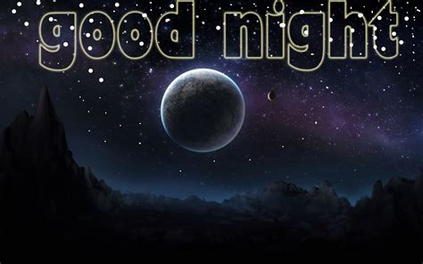 Good Night Hd Wallpapers Free Download  Unique Wallpapers