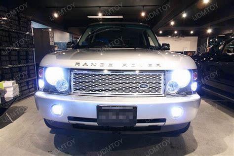 range rover hse hid xenon headlight hid fog lights