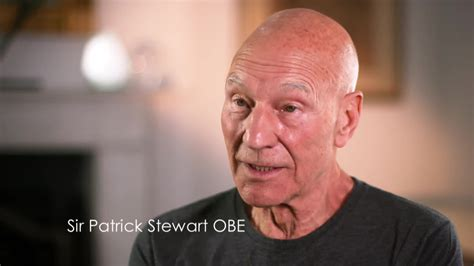 patrick stewart live sir patrick stewart on david wagner and his love for