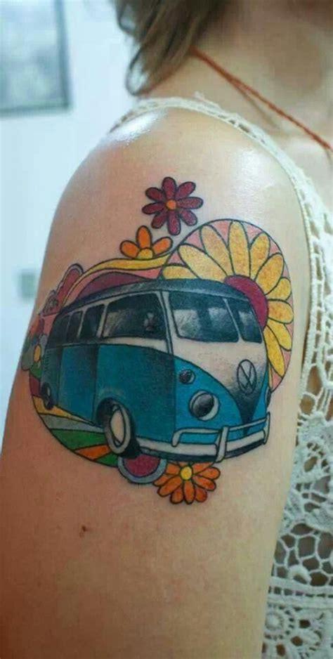 vw camper tattoo  tattoo design ideas