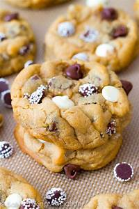 Triple Chocolate Chip Cookies - Sallys Baking Addiction