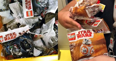 Brickfinder - LEGO Darth Vader Pod and BB-8 Polybags Now ...