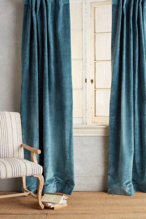 blue velvet curtains best 20 velvet curtains ideas on blue velvet