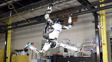 atlas  worlds  advanced humanoid robot