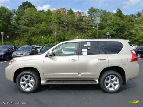 lexus satin cashmere metallic 2013 satin cashmere metallic lexus gx 460 76773602 photo