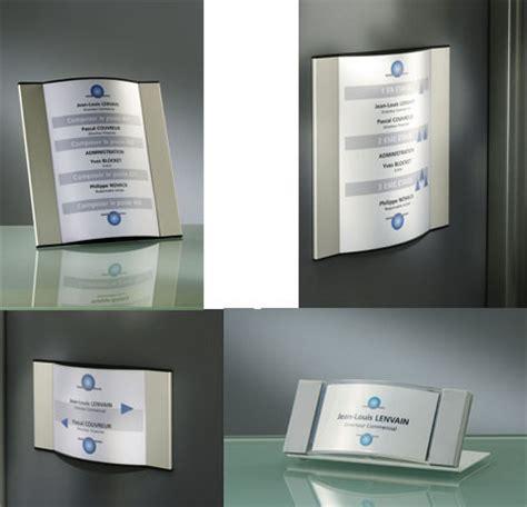 signaletique bureau signalétique intérieure lp mobilier de bureau