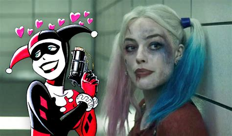 As Harley Quinn Suicide Squad