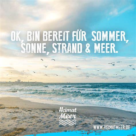 ok bin bereit f 252 r sommer sonne strand meer heimatmeer