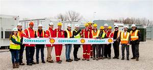 Convergent Completes Two Energy Storage Projects At Shell
