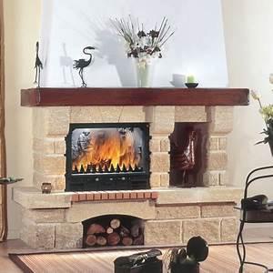 Cheminée à Bois : cheminees foyer bois brisach fabricant chemin es ~ Premium-room.com Idées de Décoration