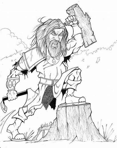 Hobbit Coloring Pages Colouring Tolkien Printable Lord