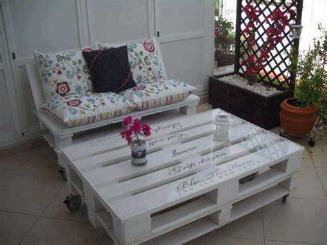 diy pallet patio furniture outdoor living