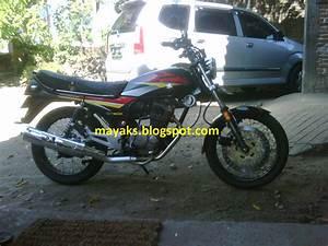 Honda Gl Max Modifikasi Cb 100