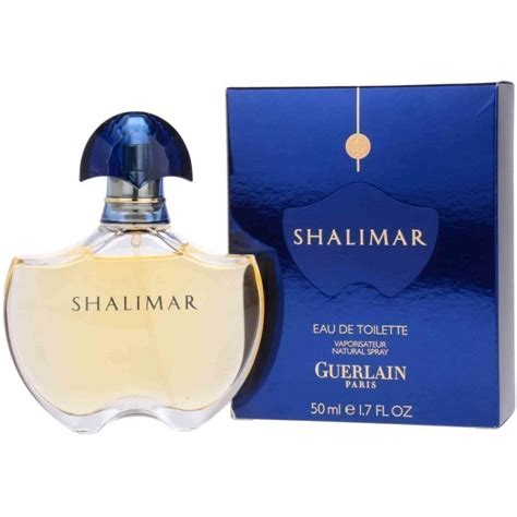 guerlain shalimar pour femme eau de toilette 50ml perfumes fragrances photopoint