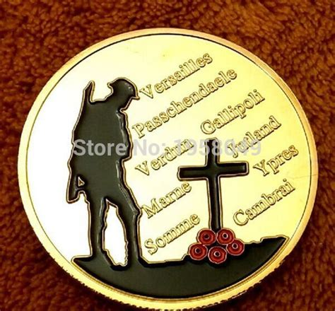 new souvenir 1 oz coins 1914 1918 world war 1 the great war 100th anniversary commemorative ww1