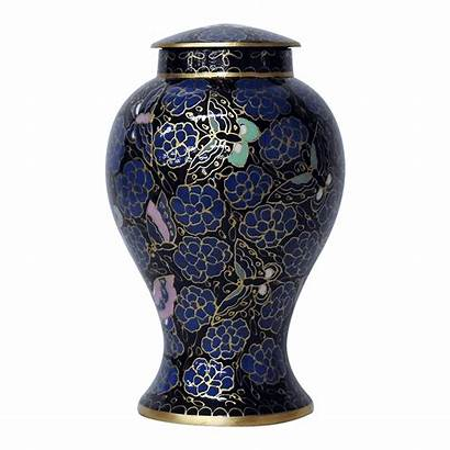 Urn Cremation Urns Lotus Funeral Ashes Safe