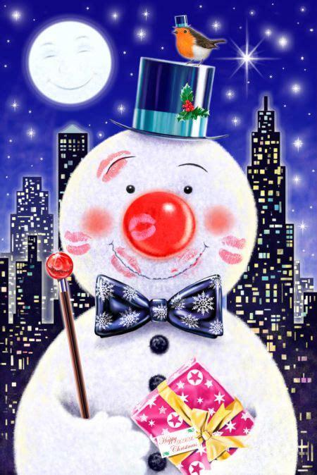 scott wilson snowman images greeting card design card