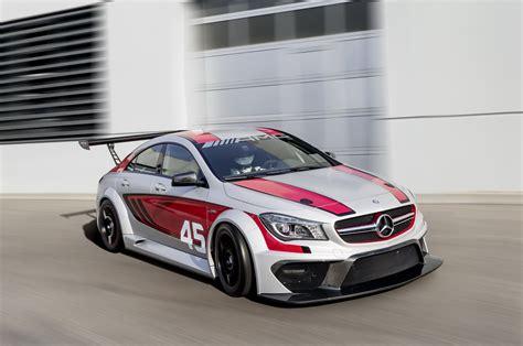 Racing Series by 2014 Mercedes 45 Amg Racing Series Top Speed
