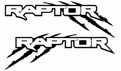Raptor Ford Decal F150 Sticker Svt Kit