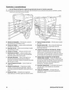 Briggs  U0026 Stratton 030422 0 User Manual Generator Manuals