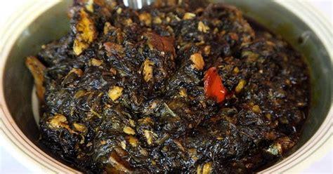 cuisine ivoirienne cuisine de carole sauce feuille