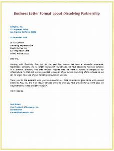 60  Business Letter Samples  U0026 Templates To Format A