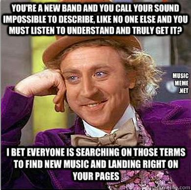 Bio Memes - learn to sing on key freeware marketing in the music industry book