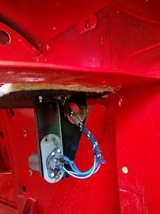Dipper Switch Mounting Bracket  Mga 1500 Lhd And Rhd And