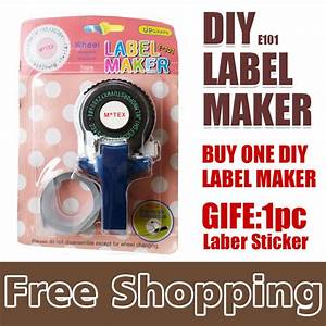 aliexpresscom buy 1x tape writer for 9mm self adhesive With diy label maker