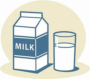 Milk clipart glass milk - Pencil and in color milk clipart ...