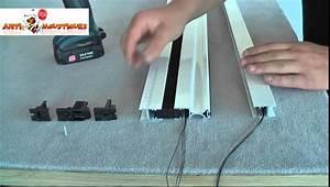 Moustiquaire Pour Porte : comment installer une moustiquaire porte pliss de la ~ Voncanada.com Idées de Décoration
