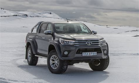 Arctic Trucks Hilux At35 Coming To The Uk Toyota