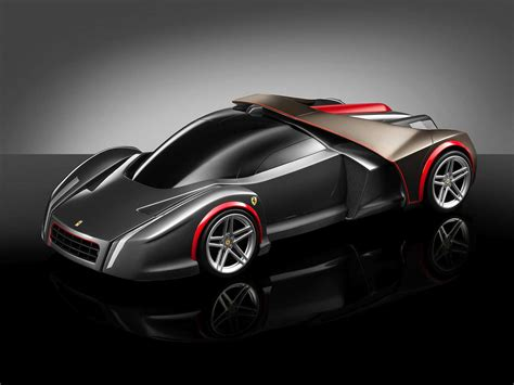 Future Ferrari Cars, Automotive Previews, Ferrari Concept