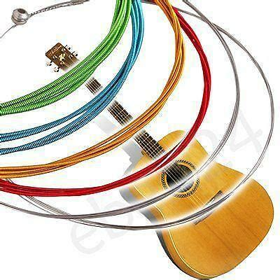 colored string colored guitar strings ebay