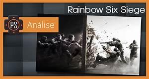 Análise - Rainbow Six Siege - Player SelectPlayer Select