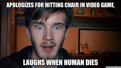 Pewdiepie Meme - pewdiepie logic