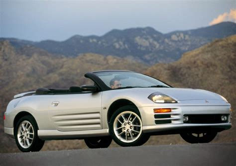 2001 Mitsubishi Eclipse Review by 2001 Mitsubishi Eclipse Reviews Specs And Prices Cars