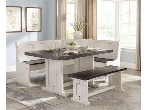 kitchen with breakfast nook designs carriage house breakfast nook set shop for affordable 8740